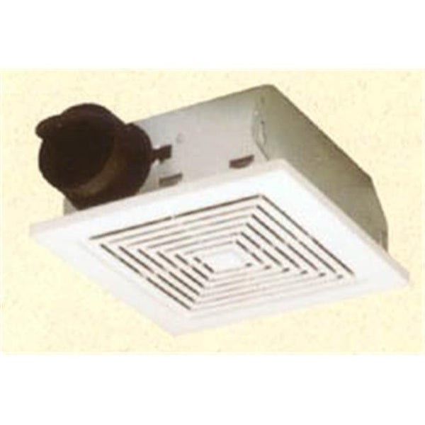 Broan Nautilus Bathroom Exhaust Fan With Duct