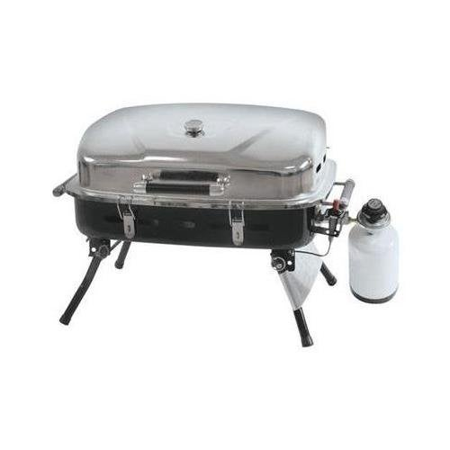 Blue Rhino NPG2302SS Stainless Stainless Steel Outdoor LP Gas Barbecue Grill - Silver/Black