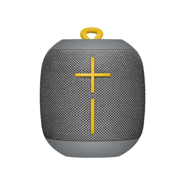 Logitech - Ue Wonderboom,Stone Grey