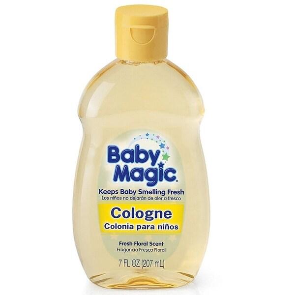 Baby Magic Cologne 7 oz
