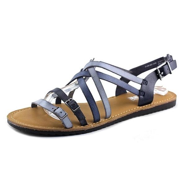 Madeline Girl Drew Drop Women Open Toe Synthetic Gladiator Sandal