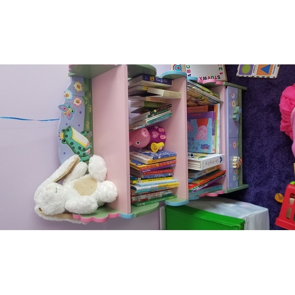 2e326dafbe91 Shop Fantasy Fields- Magic Garden Wooden Kids Bookcase with Toy ...