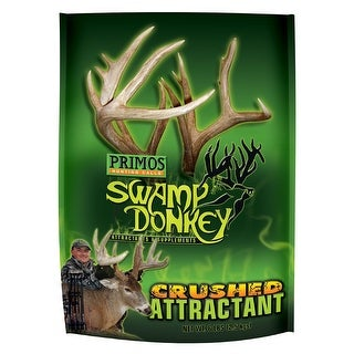 Primos 58521 primos 58521 swamp donkey crushed attractant- 6lb bag