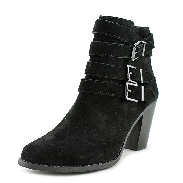 INC International Concepts Laini Women Black Boots