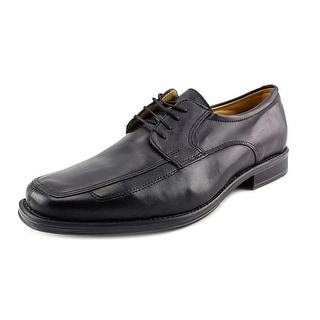 Giorgio Brutini Darcy Men  Apron Toe Leather Black Oxford