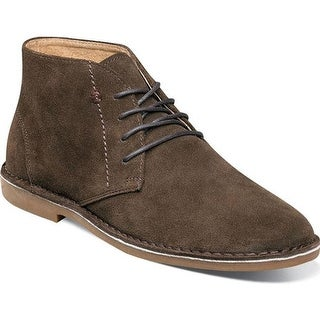 Shop Men S Carroll Shelby Cs005 Brown Cow Suede Free