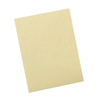Pacon Heavy Weight Drawing Paper, 60 lb, 9 X 12 in, Manila Cream, Pack of 500