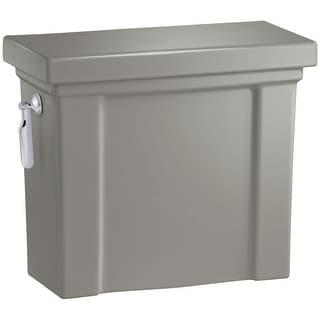 Kohler K-4899  Tresham 1.28 GPF Toilet Tank Only with AquaPiston Technology