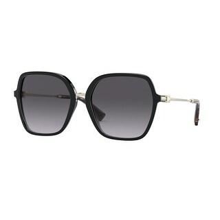 Link to Valentino VA4077 50018G 57 Black Woman Square Sunglasses Similar Items in Women's Sunglasses