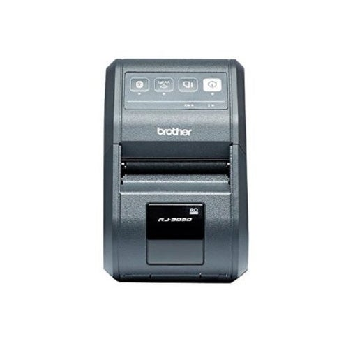 Brother Mobile Solutions - Rj-3050: Ruggedjet 3, Portable 3 Inches Direct Thermal Receipt Printer W/Wi-Fi,
