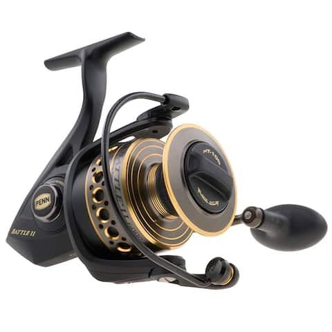 Penn Battle II BTLII2500 Spinning Fishing Reel - Right or Left Hand Retrieve
