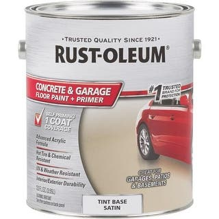 Rust-Oleum Tint Bs Garage Flr Paint 225381 Unit: GAL|https://ak1.ostkcdn.com/images/products/is/images/direct/3985cfc7b442a9b4449da173f6738cb522c92be0/Tint-Bs-Garage-Flr-Paint-225381-Rust-Oleum.jpg?impolicy=medium