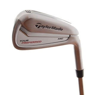 New TaylorMade Tour Preferred MC 3-Iron Dynamic Gold Pro X100 X-Flex Steel RH