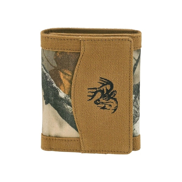 Legendary Whitetails High Impulse Canvas Tri-Fold Wallet - One Size Fits most