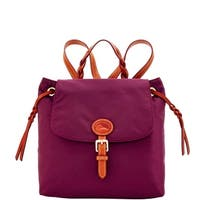 Dooney & Bourke Nylon Flap Backpack (Introduced by Dooney & Bourke at $148 in Jun 2017)