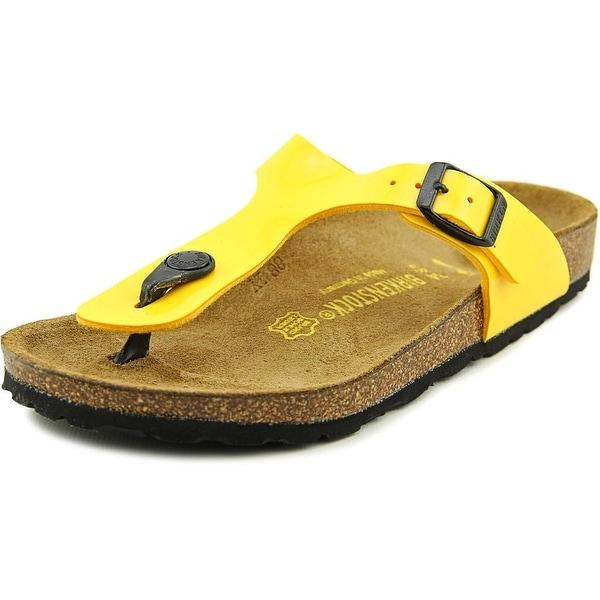 Birkenstock Gizeh  N Open Toe Synthetic  Thong Sandal