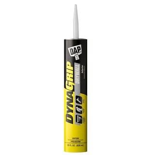 Dap 27518 DynaGrip Drywall Interior Construction Adhesive, 28 Oz