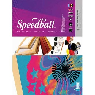 Speedball - Ultimate Screen Printing Kit