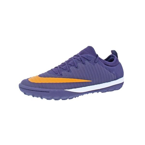 d596c0a58f1 Nike Mens Mercurialx Finale II TF Soccer Shoes Athletic Performance - 10.5  medium (d)