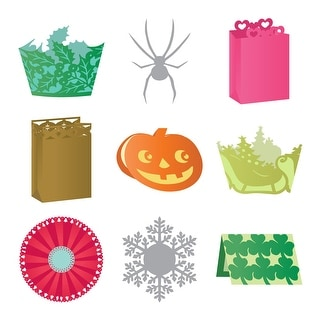 Cricut Mini Seasonal Shape Cartridge