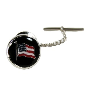 Competition Inc. American Flag Tie Tac - One Size