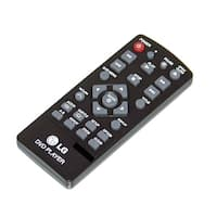 OEM LG Remote Control Originally Shipped With: DP132