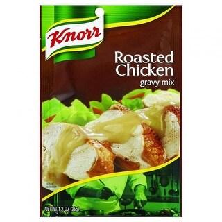 Knorr - Roasted Chicken Gravy Mix ( 12 - 1.2 OZ)