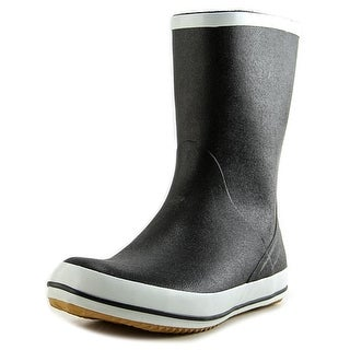Kamik Sharon   Round Toe Synthetic  Rain Boot