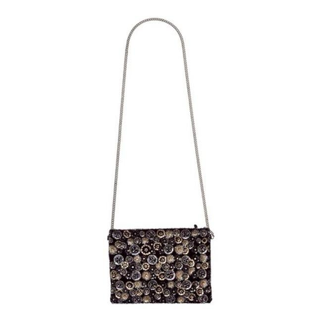 bad9b6d87839 Shop San Diego Hat Company Women s Flower Sequin on Velvet Clutch BSB3551  Black - US Women s One Size (Size None) - On Sale - Free Shipping Today ...