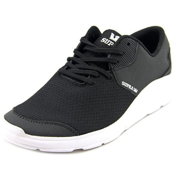 Supra Noiz Women Black-White Sneakers Shoes