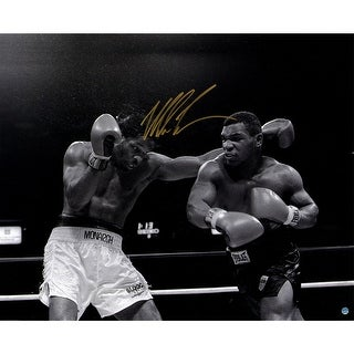 Mike Tyson Right Hook To Mitch Green 16x20 Photo