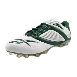 Reebok Pro All Out Speed Low M2   Round Toe Leather  Cleats