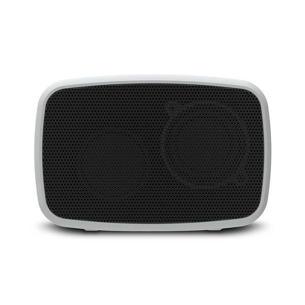 Ematic Esq206sl Ruggedlife Water Resistant Bluetooth Speaker With Speakerphone For Iphone, Ipad, Ipod, Android, Galaxy,