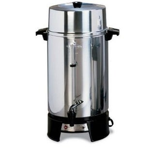 The Legacy Companies 33600 - West Bend 100-Cup Commercial Coffee Urn