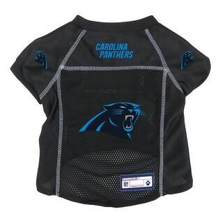 Carolina Panthers Pet Jersey Size XL