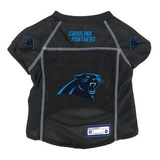 Carolina Panthers Pet Jersey Size XS