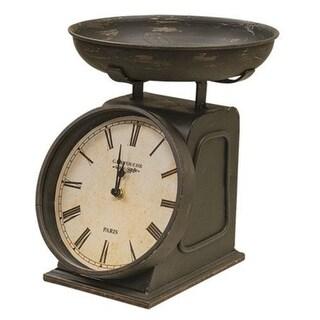 Vintage Scale Clock