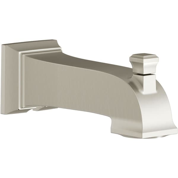 "American Standard 8888.108 Town Square S 7-5/16"" Integrated Diverter Tub Spout"