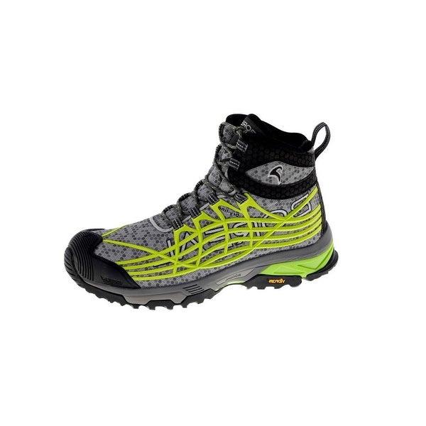 Boreal Climbing Boots Womens Lightweight Hurricane Verde Green