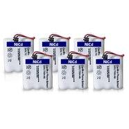 Replacement Battery for Uniden BT905 Battery Model- 700mAh (6 Pack)