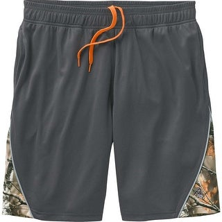 Legendary Whitetails Men's Night Watcher Big Game Camo Athletic Shorts