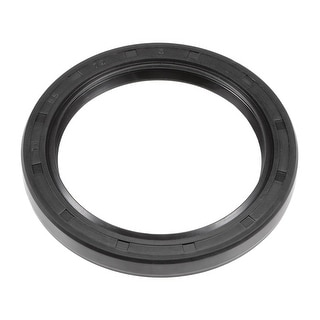 Oil Seal, TC 55mm x 72mm x 8mm, Nitrile Rubber Cover Double Lip - 55mmx72mmx8mm