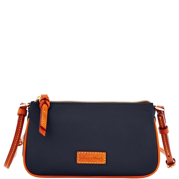 Dooney & Bourke Nylon Lexi Crossbody (Introduced by Dooney & Bourke at $98 in Apr 2014) - Navy