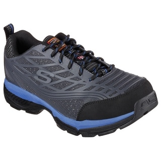Skechers 77069 CCBL Men's CONROE ST Work