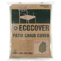 Mr Bar B Q 07303Bb Backyard Basics Patio Chair Cover
