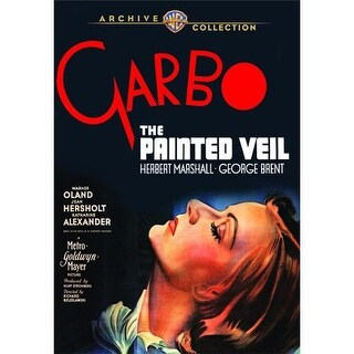 The Painted Veil DVD Movie 1934