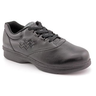 Propet Vista Walker Lace up Women  Round Toe Leather  Sneakers