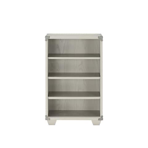 ACME Orchest Bookcase in Gray