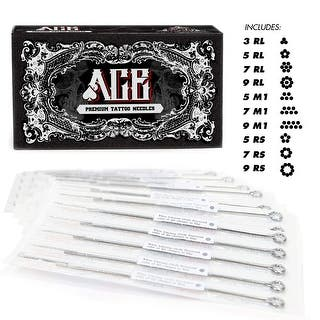 ACE Needles 50 Mixed Assorted Tattoo Needles 10 Sizes - Round Liner Shader Magnum|https://ak1.ostkcdn.com/images/products/is/images/direct/39accd36e5654de781762ef6bd859bac39846c9f/ACE-Needles-50-Mixed-Assorted-Tattoo-Needles-10-Sizes---Round-Liner-Shader-Magnum.jpg?impolicy=medium