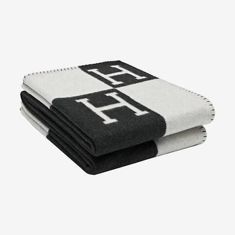 "Airi Home Avalon Luxury Merino Wool Cashmere Throw Blanket 53"" x 67"""